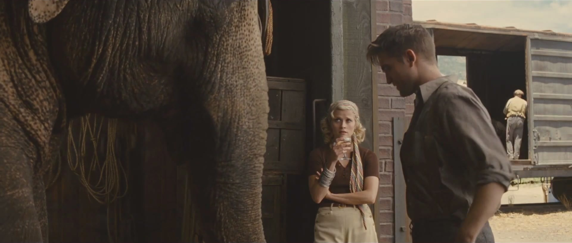 Воды слонам! (2011) - Water for Elephants